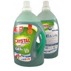 Гель для прання CRYSTAL Uni 3.6л