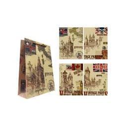 Пакет паперовий подарунковий 37*28*10 TZ 14002