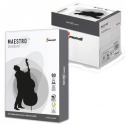 Папір А4 80г Maestro Standart  клас С+