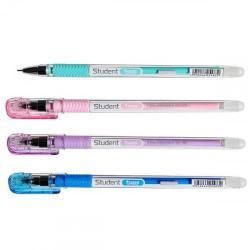 Ручка гел. Axent пиши-стирай синя 1071-02