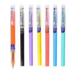 Ручка гел. Goldex Hi-Pass 921 0,6мм чорна