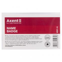 Бейдж на заколці Axent 4501