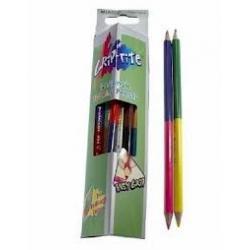 """Кольрові олівці 9101-12СВ 24кол.""""Grip-rite"""" двостор."""