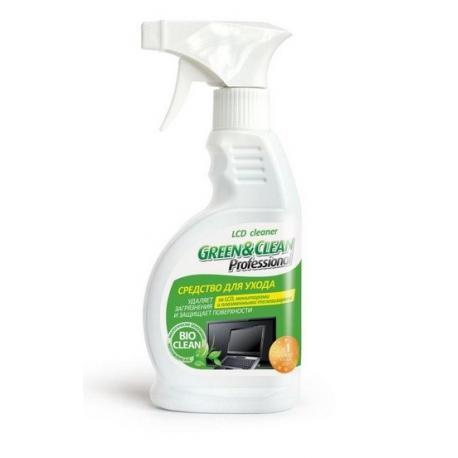 Спрей Green&Clean Prof засіб для догляду за моніторами 300мл