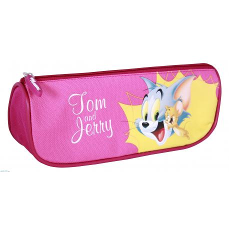 Пенал м'який Tom&Jerry 02355