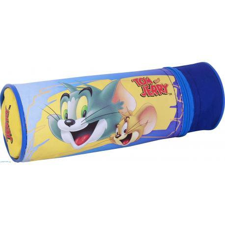 Пенал м'який Tom&Jerry 02359 тубус