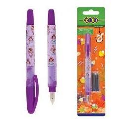 Ручка перо в блистере ZB.2243, 2244, 2242