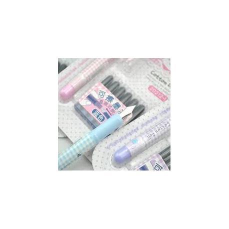 Ручка перова в блістері AIHAO + 6 балона АН-20212-03-0102