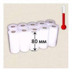 Касова стрічка термо 80мм d-40м 21м
