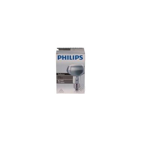 Лампа рефлекторна PHILIPS 75 R80/E27