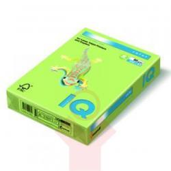 Папір кол. А4 160г 100арк. Uni Color Intensiv Lime Green 154038