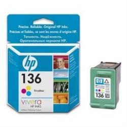 Картридж  HP C9361HE COLOR №136 PhotoSmart 1513