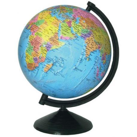 Глобус політичний (260 мм)