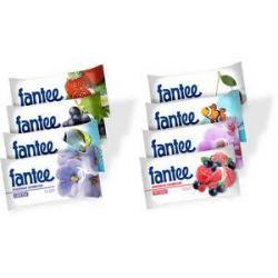 Салфетки влажные Fantee  15шт