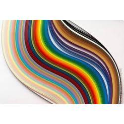 Набор для квиллинга OL-805 130г/м 10мм*700мм*10цвет.
