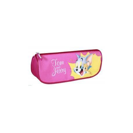 """Пенал м'який """"Tom and Jerry"""", прямокутний TJ02355"""