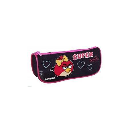 """Пенал м'який """"Angry Birds"""", прямокутний AB03362"""