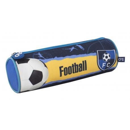 """Пенал м'який """"Football"""", тубус CF85500"""