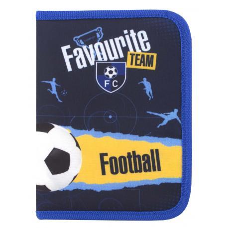 """Пенал твердий """"Football"""", 1 відділення CF85388"""