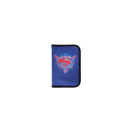 """Пенал твердий """"Superman"""", полуторний SM04356"""