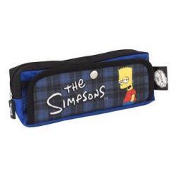 """Пенал м'який """"Simpsons"""",  прямокутний SI08353"""