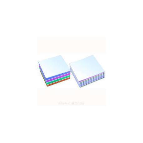 Папір для нотаток 90*90*30мм Зебра склеєний KL 2103
