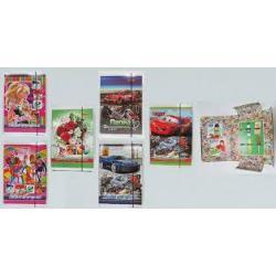 Папка для зошитів В5+ Polly  картон/лам.