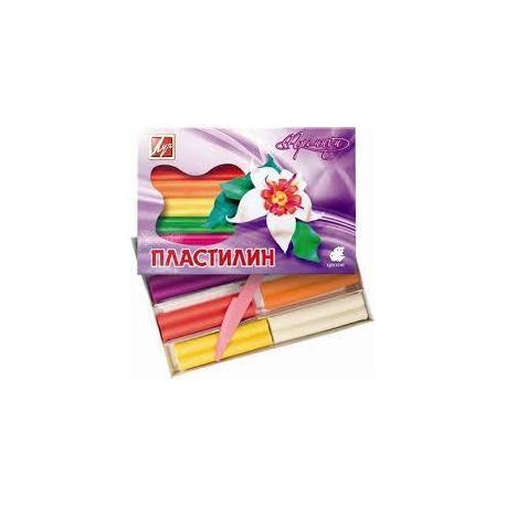 Пластилін Луч ЛЮКС  восковий 10кол. 12С1034