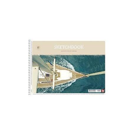 Альбом для малювання 30арк. Школярик 030-101