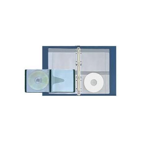Конверт для дисків ПВХ з вікном COLOR