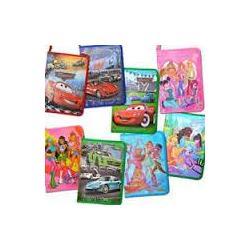 Папка для зошитів В5+ Polly  на молніі картон/лам.