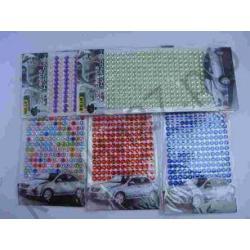 Декоративні стрази-наліпки 14BS 0420-2 (17*8см)