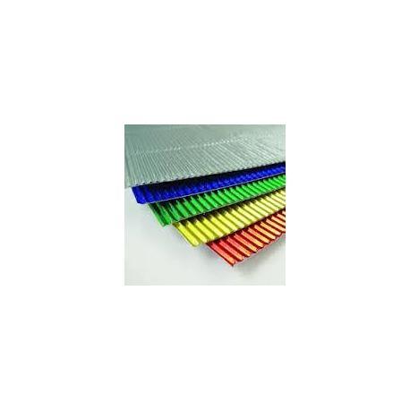 Гофрокартон кольоровий А4 5арк./5кол. неон  12-258