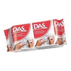 Глина для моделювання, DAS біла 150гр 387200