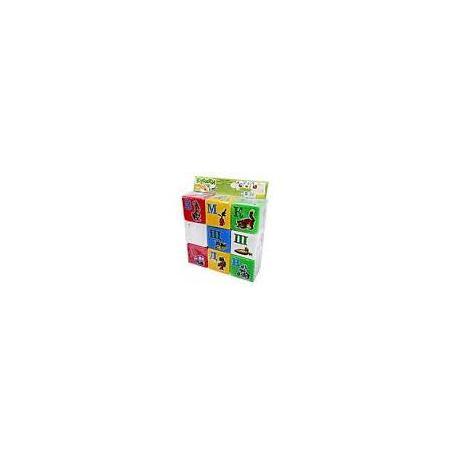 Кубики з укр.абеткою 112012