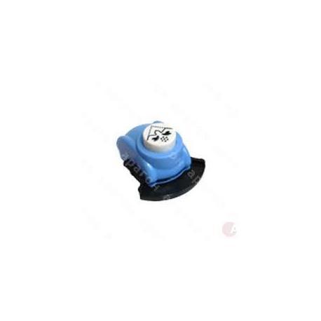 Діркопробивач кутовий Olli OL-205-2 ОРНАМЕНТ 2,5см
