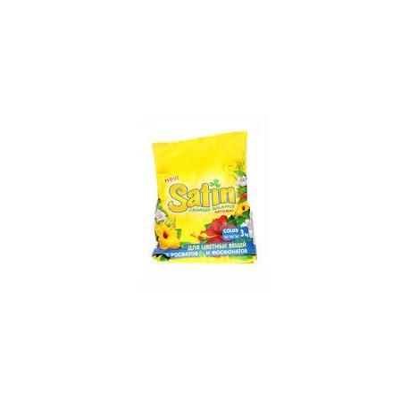 Пральний порошок Satin Organik 1,5 кг