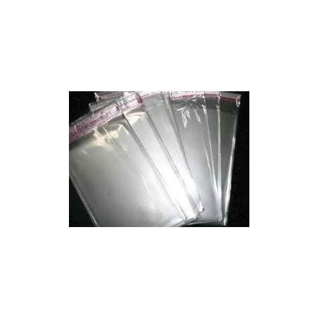 Прозрачная упаковка с клеющим слоем, 25х35 см DP-011