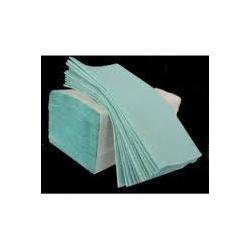 Рушник паперовий Z-складання зелений 200