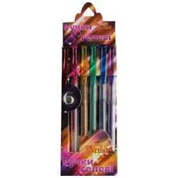 Набір гелевих ручок 6кол. перламутр Little Artist 023174