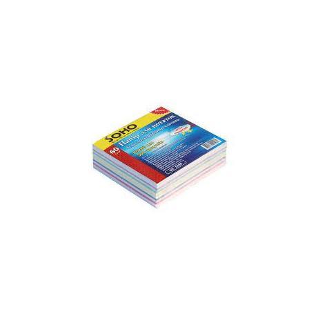 Папір для нотаток 85*85*300арк Soho 0096 140199
