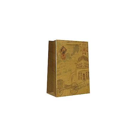 Пакет подар. 26*32(H)*12см  арт. YM-NP-001 ANGEL GIFTS