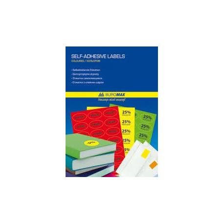 Етикетки самокл. ВМ.2876 ( 24шт/лист)