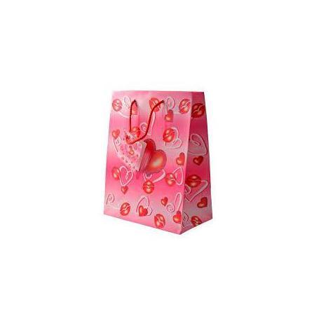 Пакет паперовий подарунковий 17*5*5 11-01