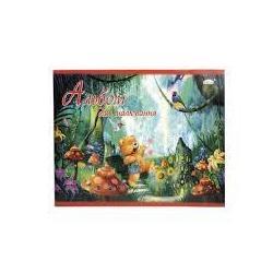 Альбом для малювання 30арк. пружина Бумвест 7В14 10В08