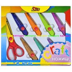 Набір ножиць Craft 8 змін. лез OLS-08