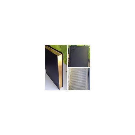 Щоденник В6 недатований Бібльос  B252/1 золоті сторінки