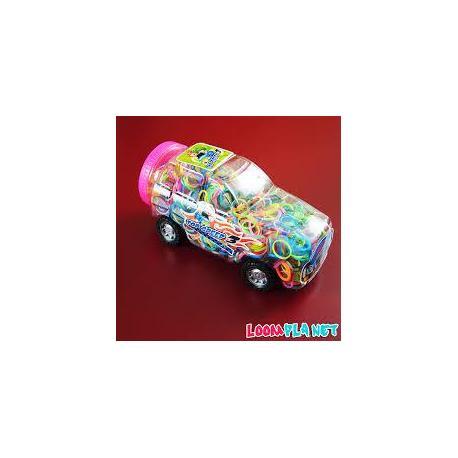 Набір для плетіння браслетів LOOM BANDS Машина  000400