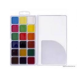 Акварель медова Fresh Idea, 18 кольорів, CF60135