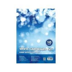 Картон білий А5 10арк. CFS21001